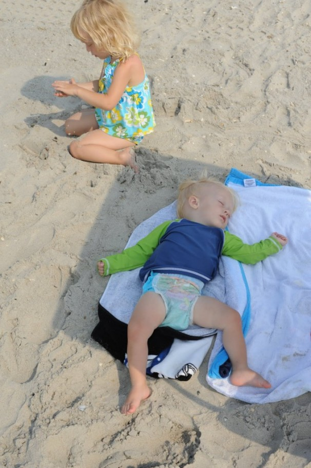Beach Day Care at the Jersey Shore