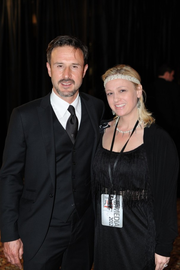 David Arquette: Actor, Producer and Ecomom