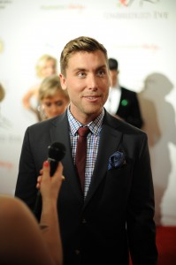"N'Sync member Lance Bass says his life is ""manic""."