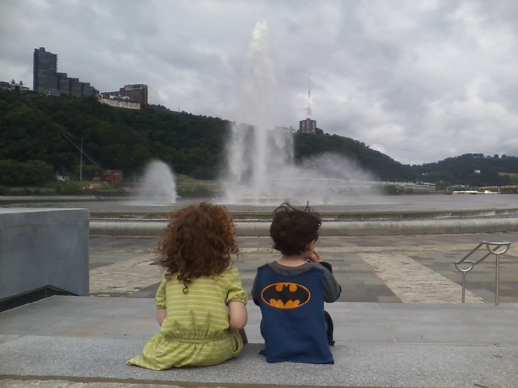 From Molly Pascal.. Batman at the Point
